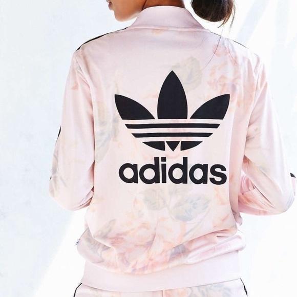 adidas originals rose print